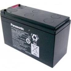 Panasonic olověná baterie UP-PW1245P1 12V-45W/čl.