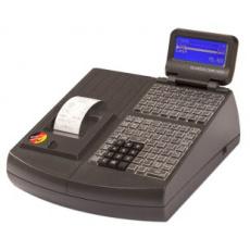 Registrační pokladna QMP 2144 2XRS/USB/OL/LCK černá