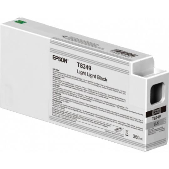 Epson Singlepack Light Light Black T824900 UltraChrome HDX/HD 350ml
