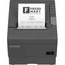 Epson pokladní termotiskárna TM-T88V, USB, RS232, tmavá, bez zdroje