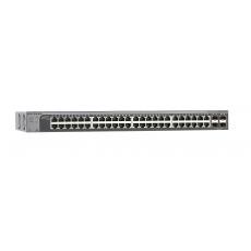 NETGEAR 48xGig Stack. Manag.,4x10G SFP+, GS752TXS