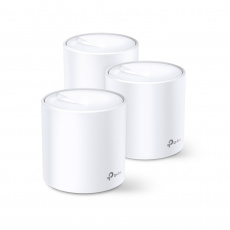 TP-Link AX3000 Smart Home Mesh WiFi6 Deco System X60(3-pack)