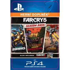 ESD CZ PS4 - Far Cry 5 Season Pass 27.3.
