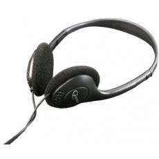 Gembird sluchátka MHP-123, bez mikrofonu, černá