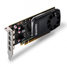 HP NVIDIA Quadro P1000 4GB Kit w/2 Adapters