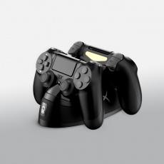 HyperX ChargePlay Duo - PS4 Controller Charger - Nabíječka na ovladače