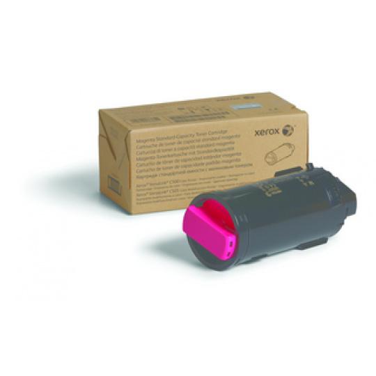 Xerox Magenta Toner Cartridge C500/C505 9K
