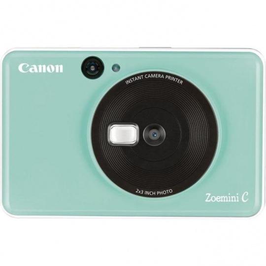 Canon Zoemini C Essential kit Mátově zelená