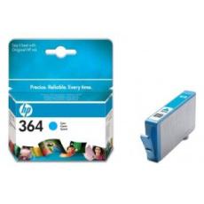 HP 364 - azurová inkoustová kazeta, CB318EE