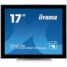 """17"""" iiyama T1732MSC-W5AG - TN,SXGA,5ms,250cd/m2, 1000:1,5:4,VGA,HDMI,DP,USB,repro."""