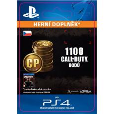 ESD CZ PS4 - 1,000 (+100 Bonus) Call of Duty Point