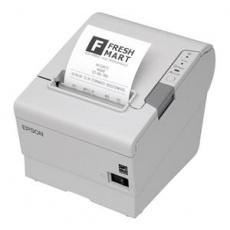 Epson pokladní termotiskárna TM-T88V, světlá, USB+serial, zdroj, kabel