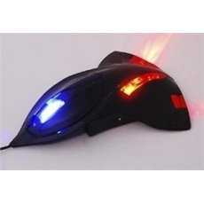 ACUTAKE Extreme AirForce Mouse EAM-800 (BLACK)