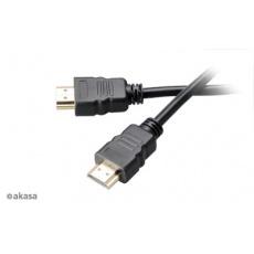 AKASA - High Speed HDMI kabel s Ethernet - 2 m