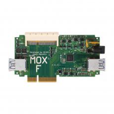 Turris MOX F, modul routeru Turris MOX, 4× USB 3.0 port (až 5 Gbps), 1x 64 pin konektor pro připojení dalších modulů