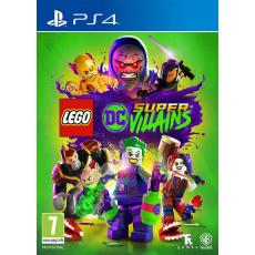 PS4 - LEGO DC Super Villains