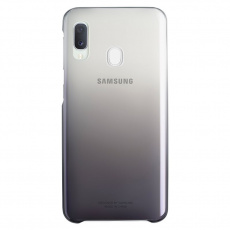 Samsung Gradation kryt pro Galaxy A20e Black