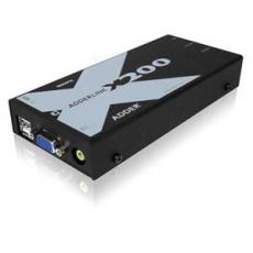 AdderLink X200, USB, audio, 300m