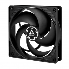 ARCTIC P12 PWM PST CO (black/black)