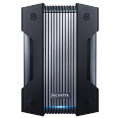 """externí disk ADATA HD830 2TB 2.5"""" HDD USB 3.2 černý"""