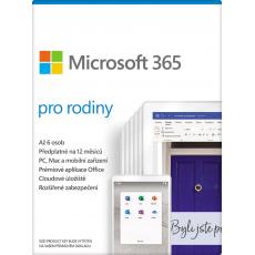 ESD Microsoft 365 Family Mac/Win AllLng 1YR