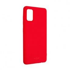 Kryt FIXED Story Galaxy A41, červený