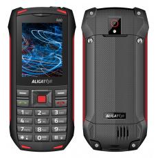 ALIGATOR R40 eXtremo černo-červený