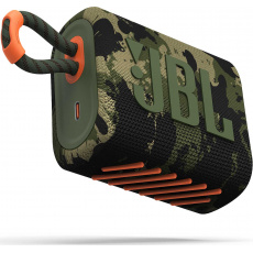 JBL Go 3 - camouflage