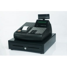 Registrační pokladna CR 5080 PCSCLA/4M/LAN černá