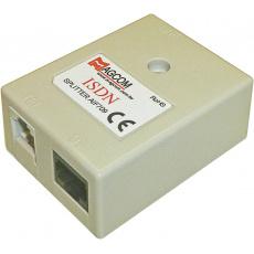 WELL ADSL/VDSL Splitter AIF709, Annex B, 2x RJ-11, 1x RJ-45