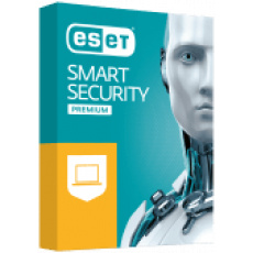 ESET Smart Security Premium, 2 roky, 3 unit(s)