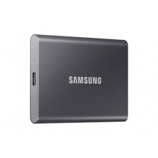 SSD 2TB Samsung externí, stříbrný