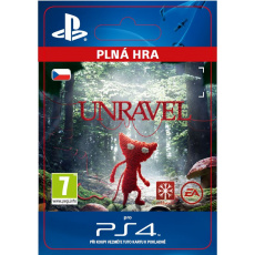 ESD CZ PS4 - Unravel