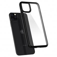 Ochranný kryt Spigen Ultra Hybrid pro Apple iPhone 11 Pro černý