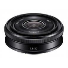Sony objektiv SEL-20F28,20mm,F2,8 pro NEX