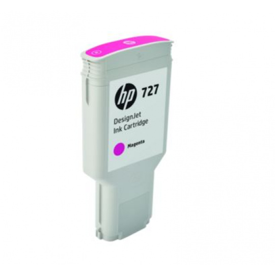 HP no 727 300-ml purpurová ink. kazeta