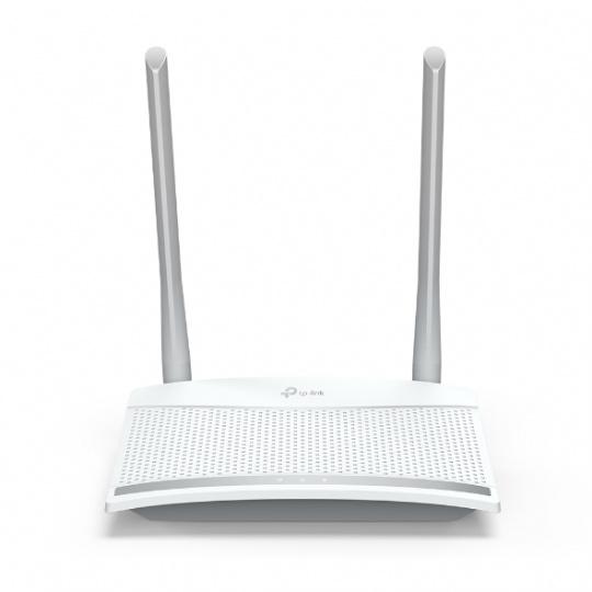 TP-Link TL-WR820N 300Mbps Wireless N Router, 3x10/100 RJ45, rodičovská kontrola, 2x5dBi anténa