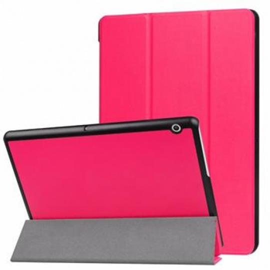 Flipové Pouzdro pro Huawei MediaPad T5 10 Pink