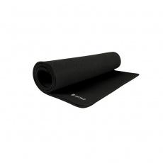 4W Herní podložka pod myš 26x22x0.4cm S, černá