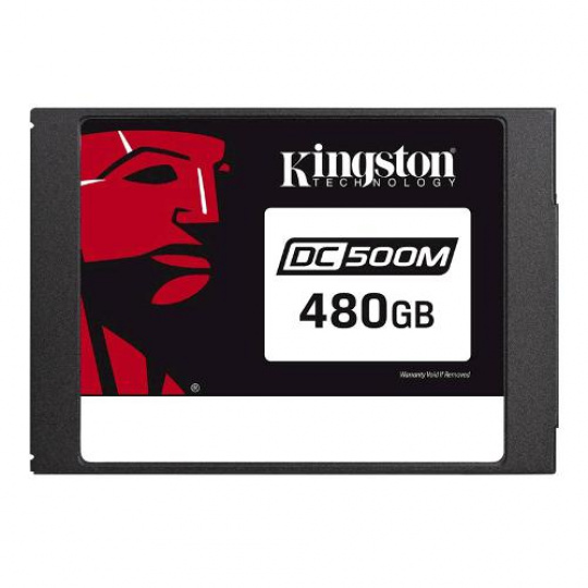 480GB SSD DC500M Kingston Enterprise 2.5""