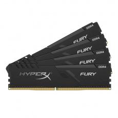 32GB DDR4-3200MHz CL16 HyperX Fury, 4x8GB