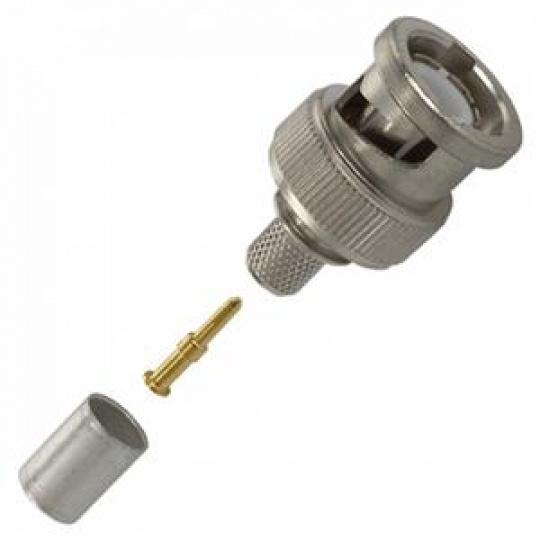 DATACOM BNC konektor RG6 75 ohm  (1.0mm)