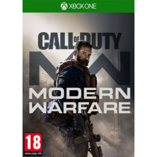 XONE - Call of Duty: Modern Warfare