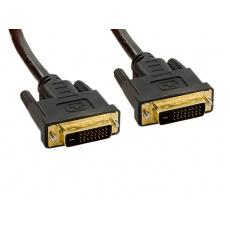 4World Kabel DVI-D-DVI-D 24+1M-24+1M 4.5m Black