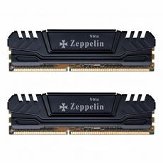 EVOLVEO Zeppelin, 8GB 1333MHz DDR3 CL9, Black, box (2x4GB KIT)