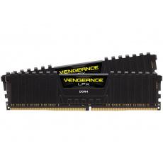 CORSAIR Vengeance LPX black 16GB, DDR4, DIMM, 2400Mhz, 2x8GB, XMP, CL14