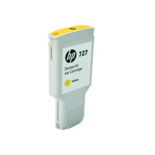 HP no 727 300-ml žlutá ink. kazeta