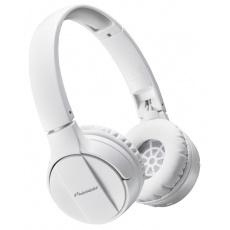 Pioneer SE-MJ553BT náhlavní sluchátka s BT bílá
