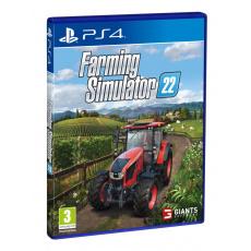 PS4 - Farming Simulator 22