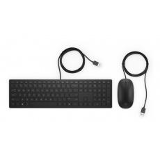 HP Pavilion Deskset 400 CZ, set klávesnice s myší